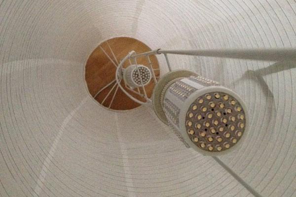 LED-Lampen bringen nur dann volle Leistung, wenn sie sauber sind.
