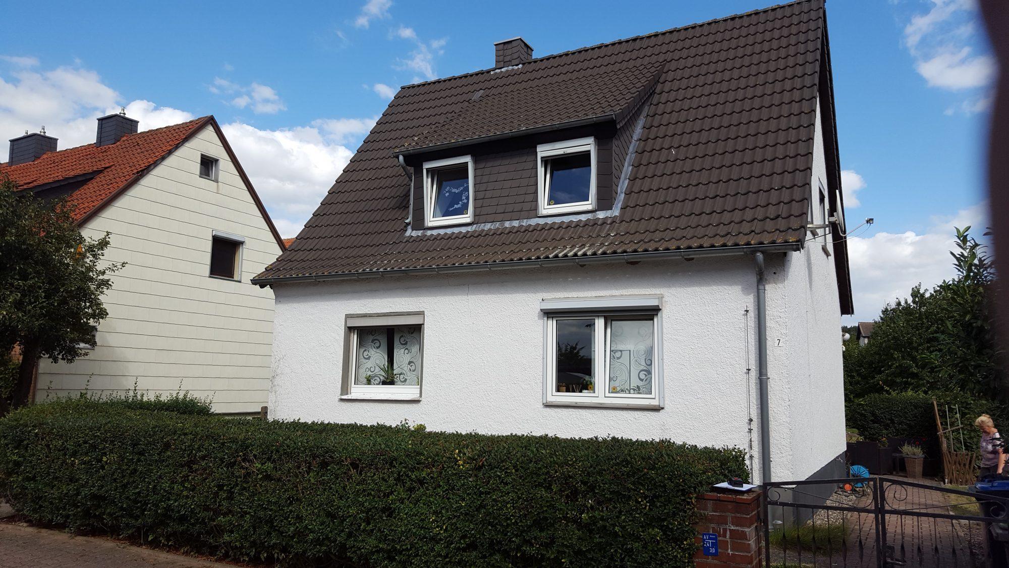 Haus kaufen, energetisch sanieren